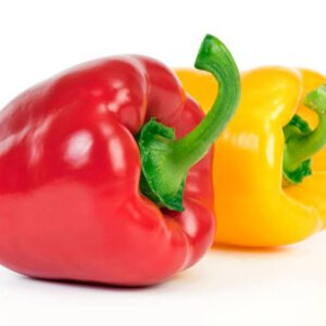 Capsicum (Red+Yellow) [1Pc Each]